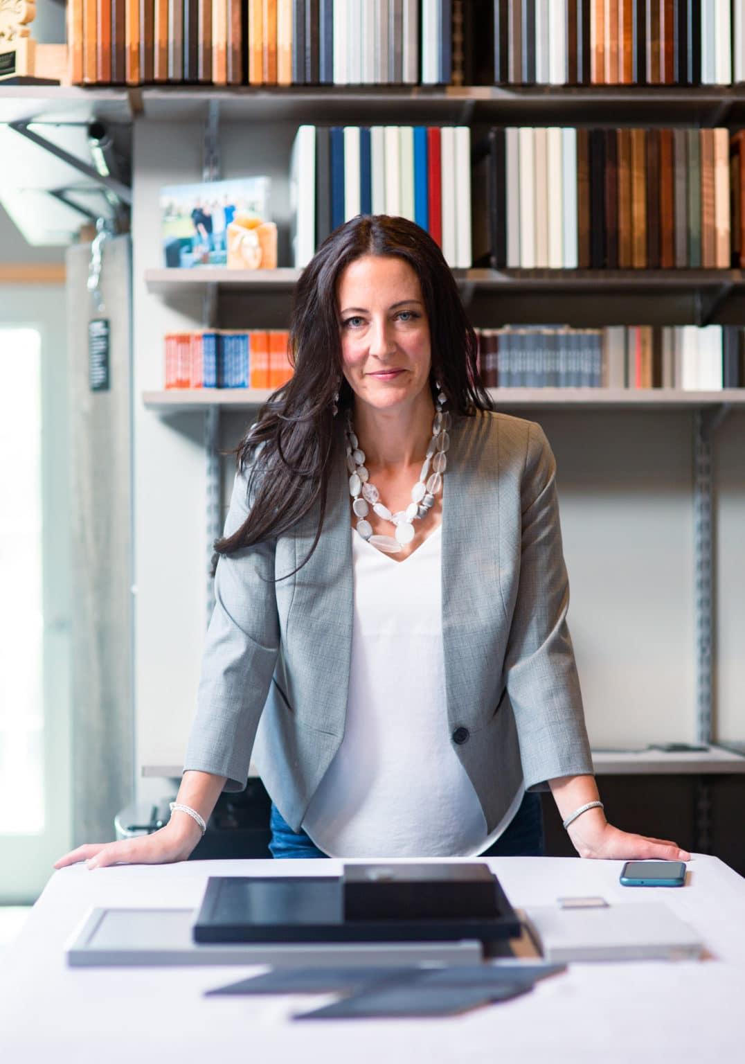 Kelly Rochelle, Owner of Hemma